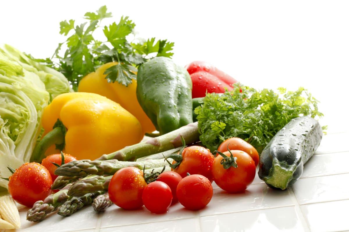 Fresh Vegetables Juiced or Smoothie