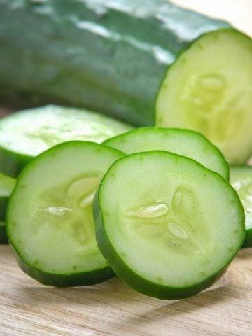 Top Heatlh Benefits of Cucumber