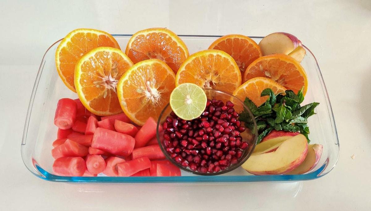 Fruity Pom ingredients