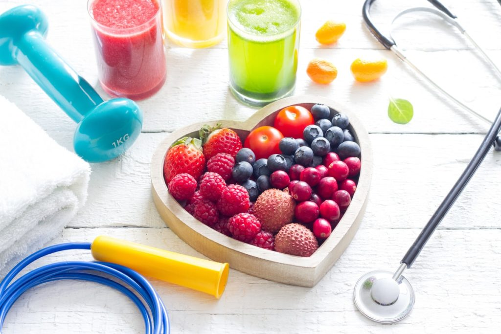 Healthy Heart Juicing