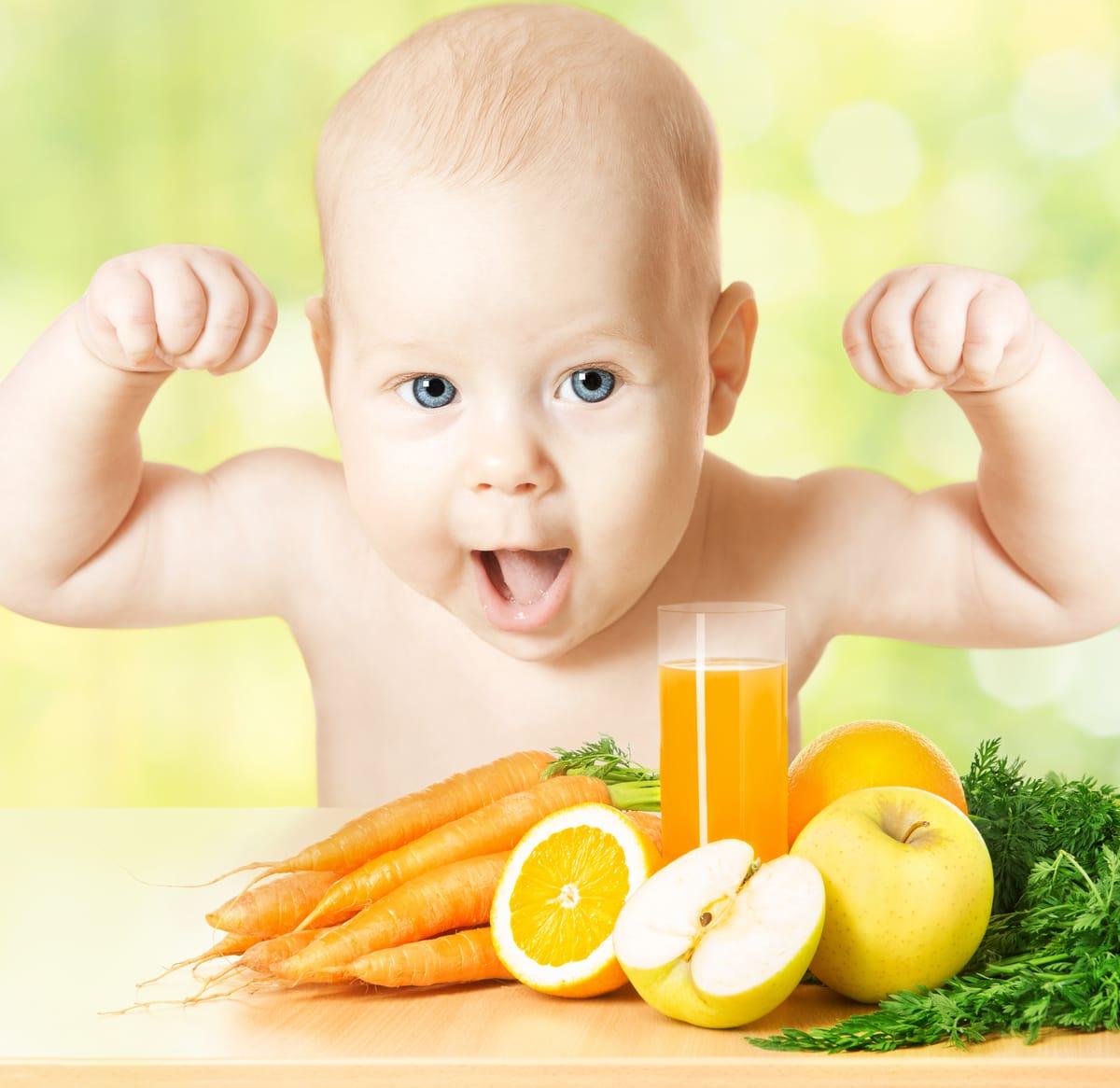 Is juicing safe for kids?