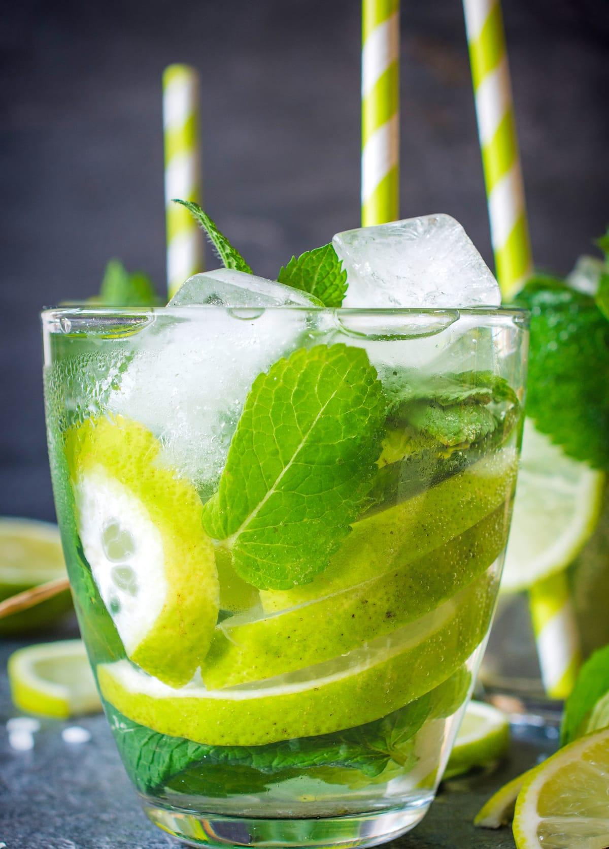 Liver Detoxification Green Drink