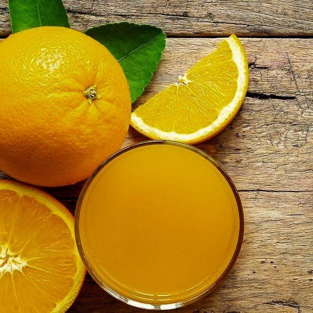 Vitamin C fruit juice