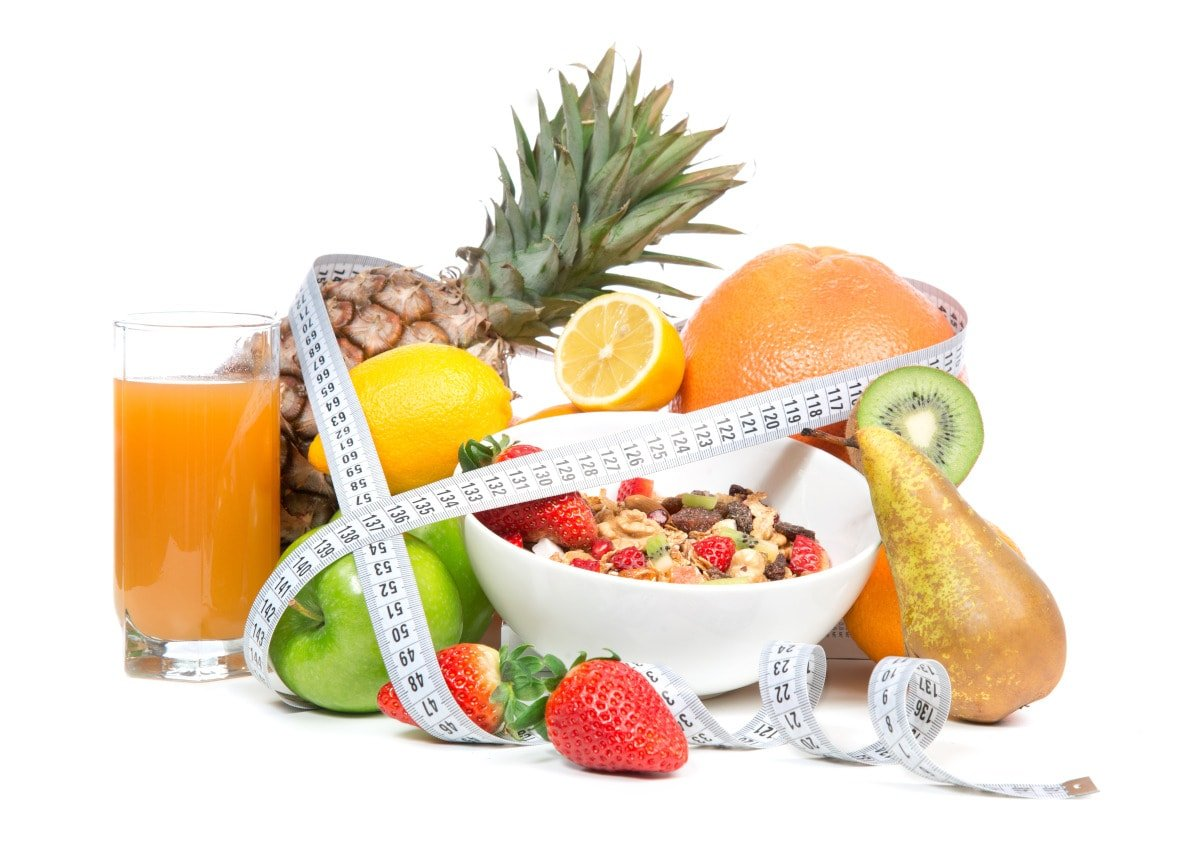 Fruits and veggies weight loss juicng