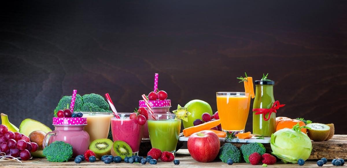 Juice fasting mental help