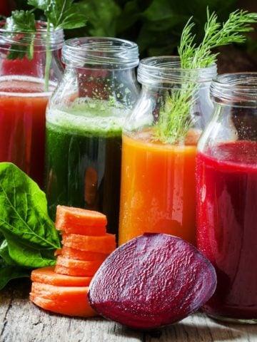 types of juice