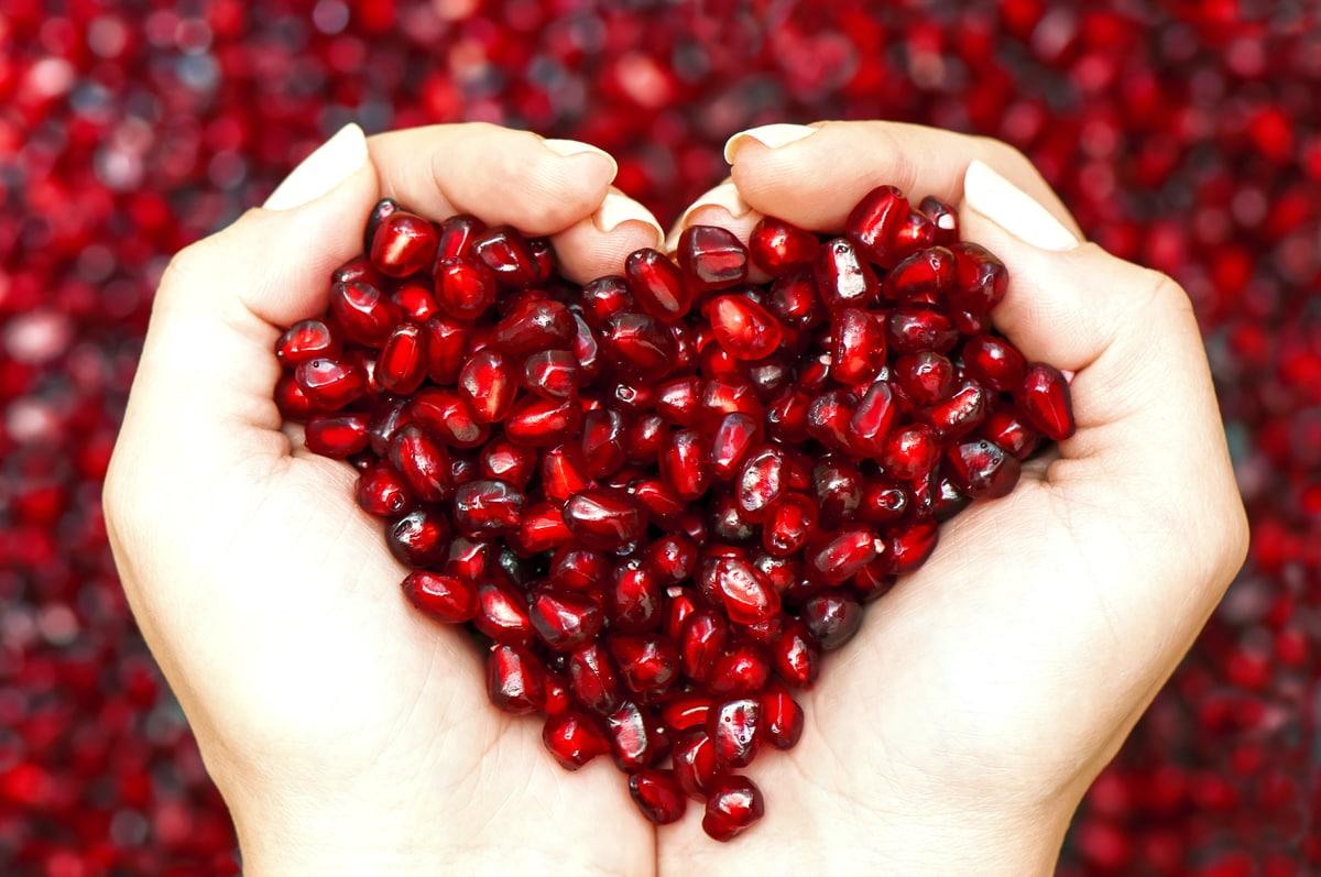 Health Benefits - Pomegranate