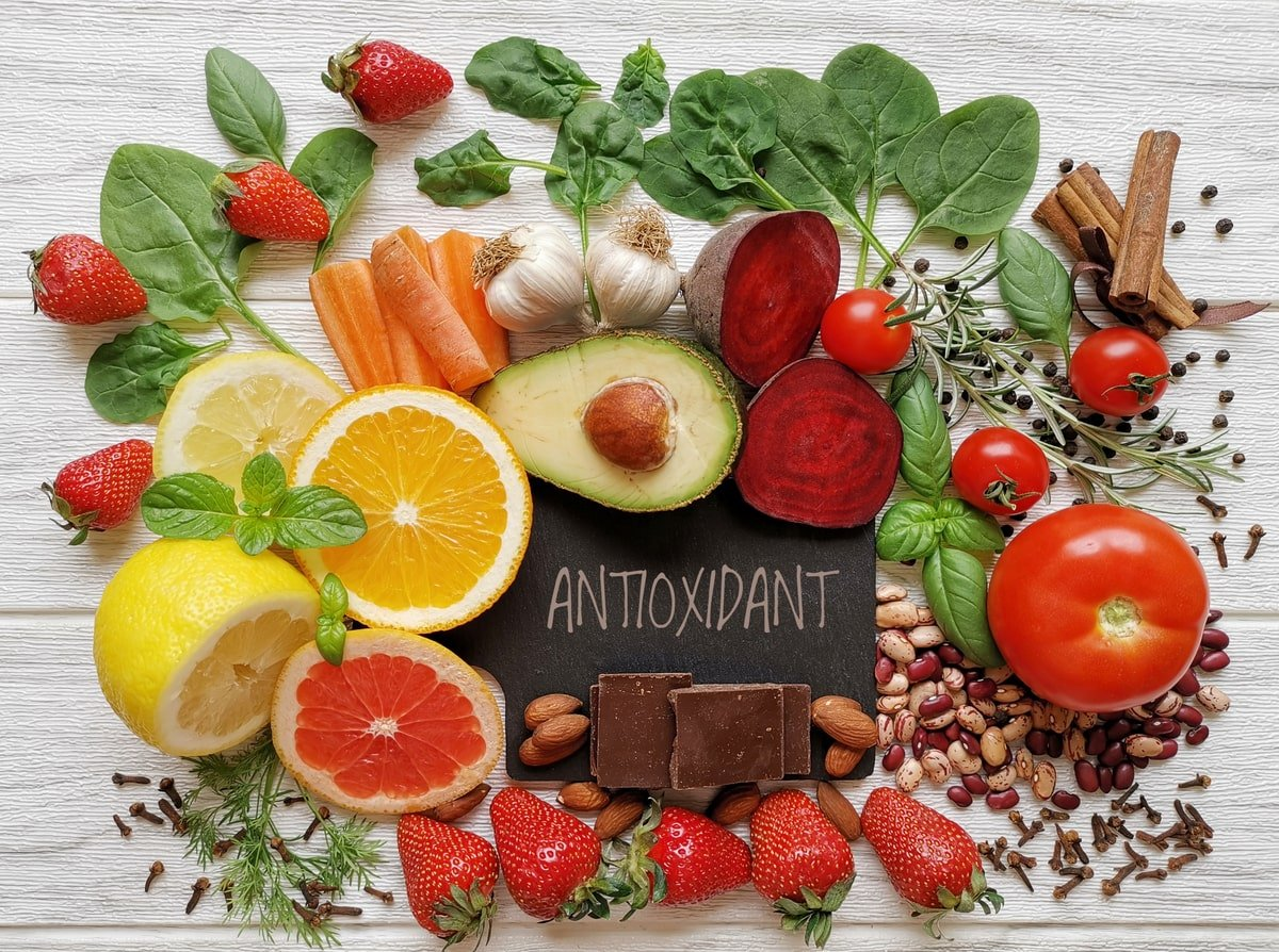 AntiOxidants - Fruits and Vegetables That Help Fight Cancer