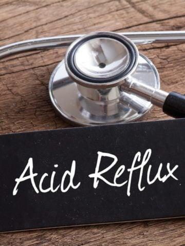 Acid Reflux - GERD and Juicing