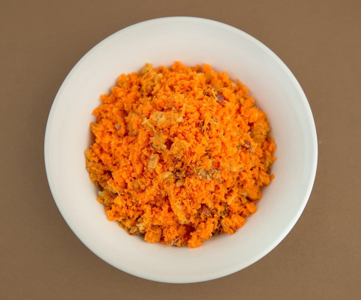 Carrot Pulp