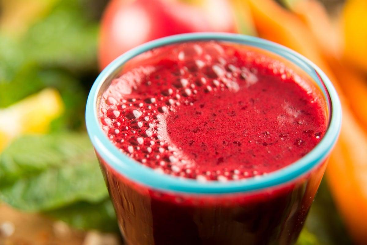 Sample Liver Cleansing Juice Recipe