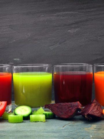 Health Drink - Low Sugar Juice Cleanse