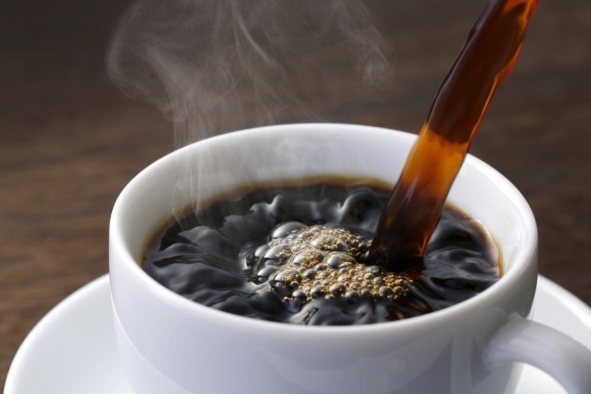 Coffee withdrawal