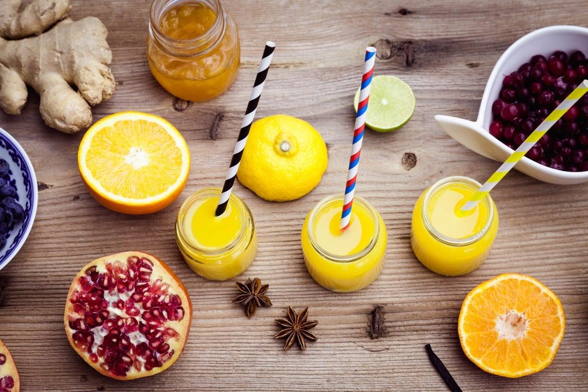 Strong Antioxidant Juice