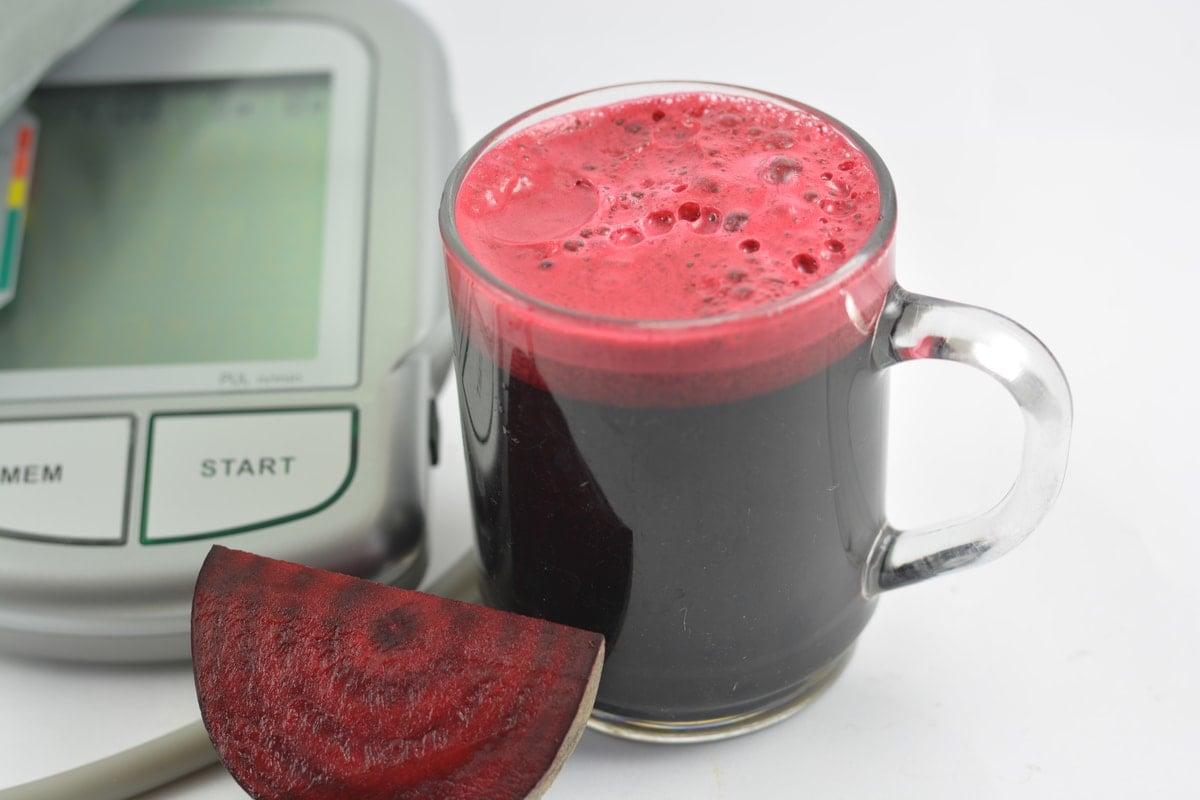 Beet Juice Cleanse & Blood Pressure