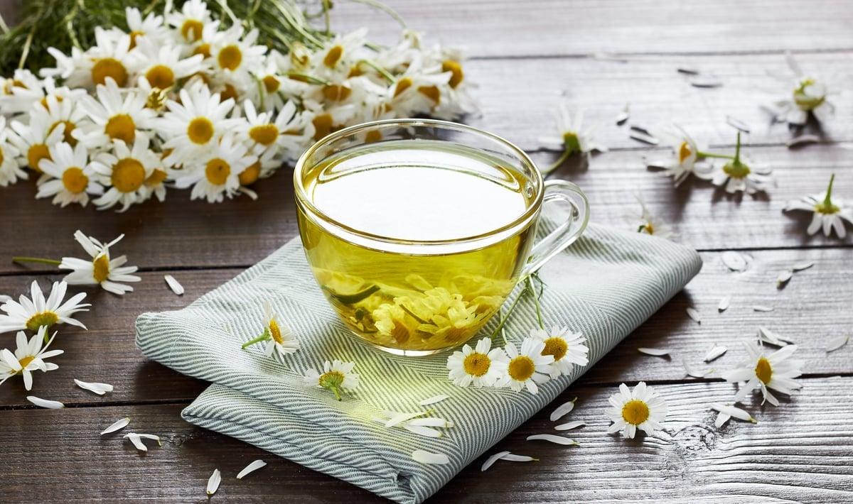 Chamomile Detoxifying Tea