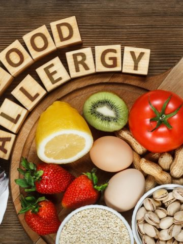 Hitstamines - Food Allergy
