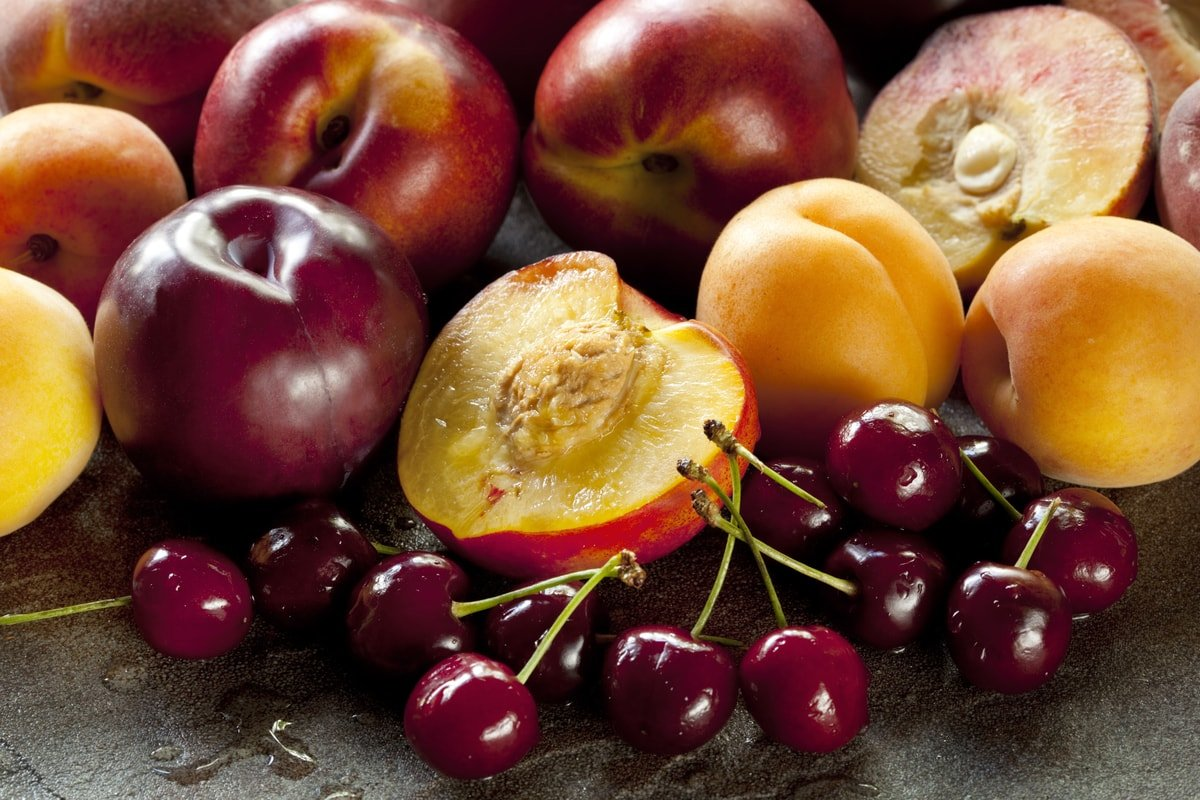 Stone Fruit and Juicing