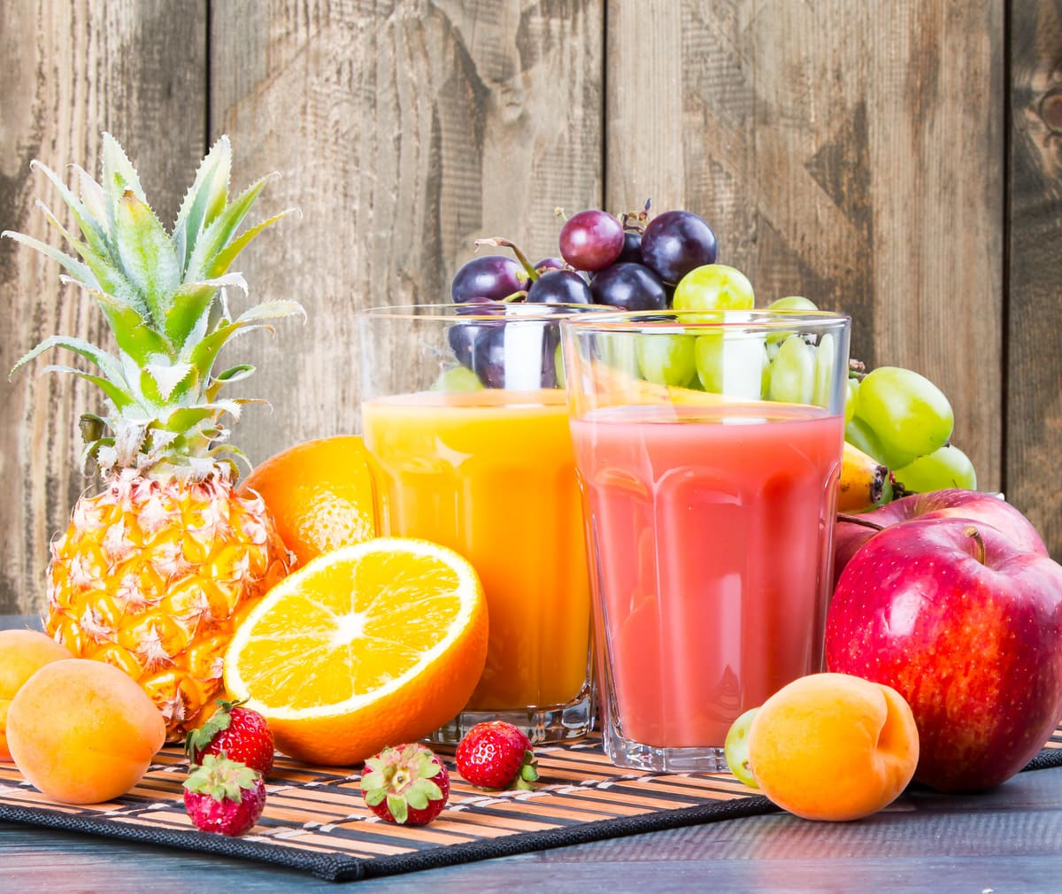 Mixed Juices