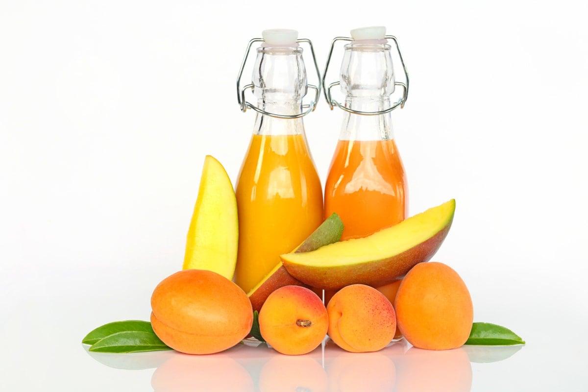 Apricot, Mangoes