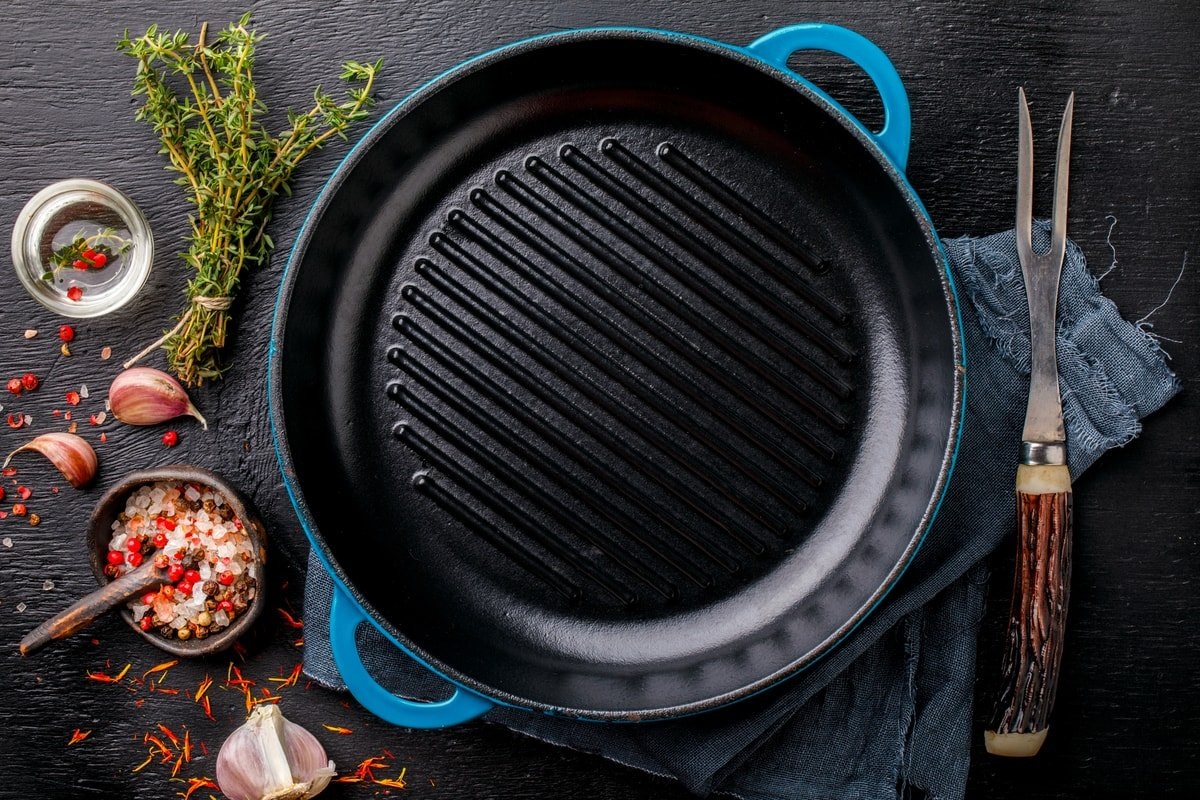 clean-cast-iron-grill