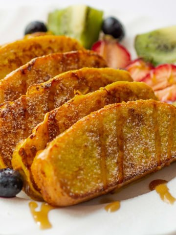 yummy keto french toast for breakfast